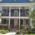 Painted house by RAC Pro Painters in South Carolina